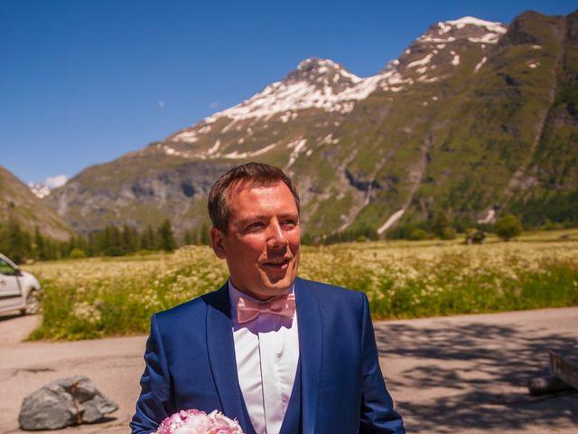 Le mariage de Cédric et Carla à Bessans, Savoie 5