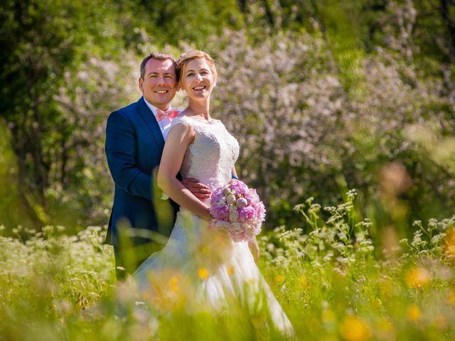 Le mariage de Carla et Cédric