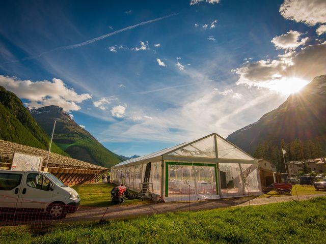 Le mariage de Cédric et Carla à Bessans, Savoie 11