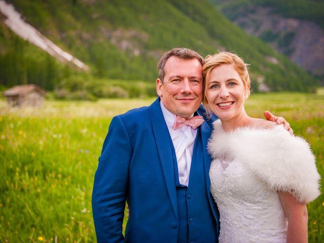 Le mariage de Cédric et Carla à Bessans, Savoie 12