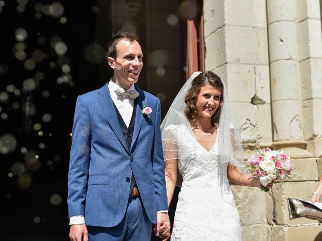 Le mariage de Florent et Clémence à Rochefort-sur-Loire, Maine et Loire 16
