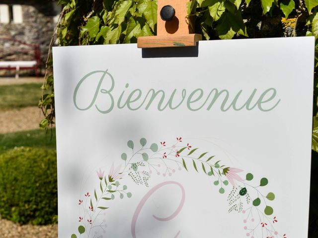 Le mariage de Florent et Clémence à Rochefort-sur-Loire, Maine et Loire 19