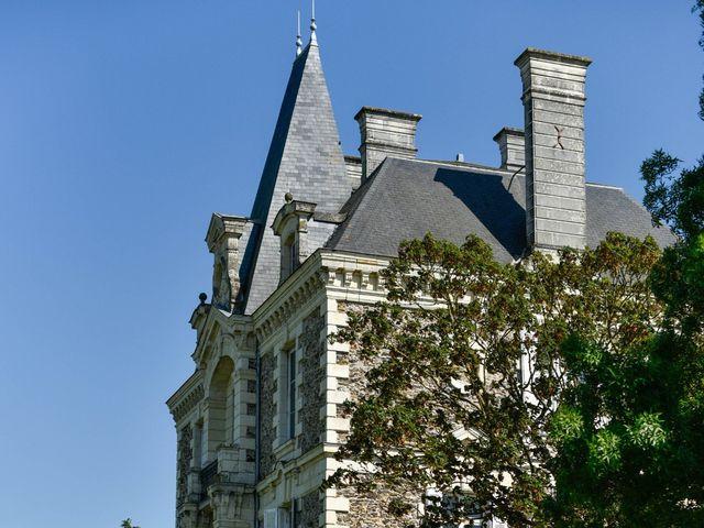 Le mariage de Florent et Clémence à Rochefort-sur-Loire, Maine et Loire 20
