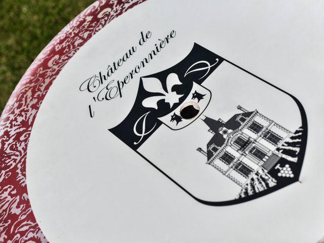 Le mariage de Florent et Clémence à Rochefort-sur-Loire, Maine et Loire 21