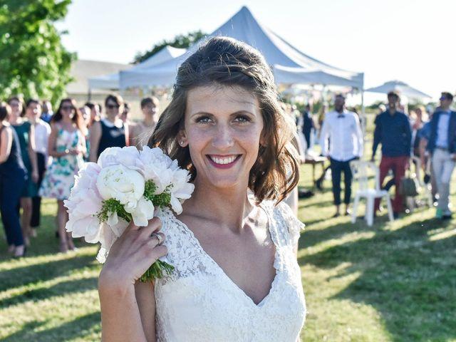 Le mariage de Florent et Clémence à Rochefort-sur-Loire, Maine et Loire 2