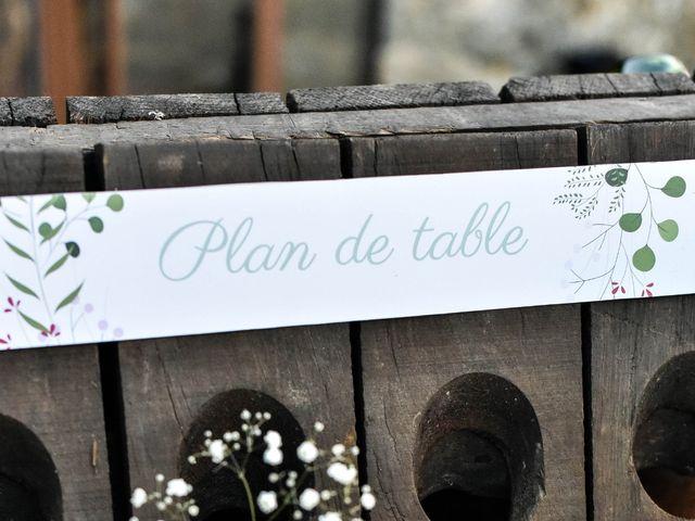 Le mariage de Florent et Clémence à Rochefort-sur-Loire, Maine et Loire 37