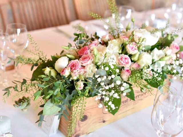 Le mariage de Florent et Clémence à Rochefort-sur-Loire, Maine et Loire 38
