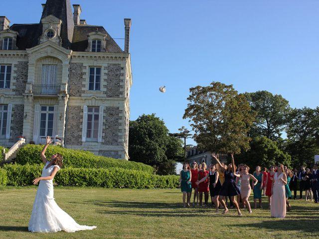 Le mariage de Florent et Clémence à Rochefort-sur-Loire, Maine et Loire 33