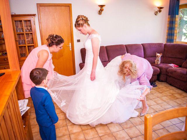 Le mariage de Cédric et Carla à Bessans, Savoie 22