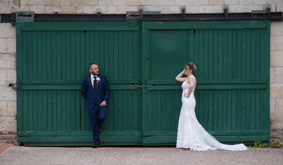 Le mariage de Anthony et Fiona à Pont Saint Mard, Aisne