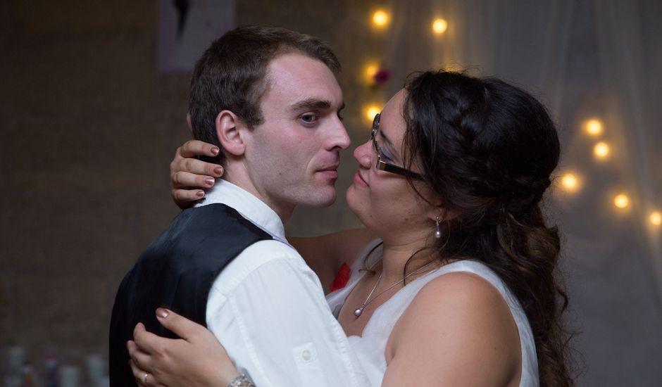Le mariage de Audrey et Frank  à Porchères, Gironde