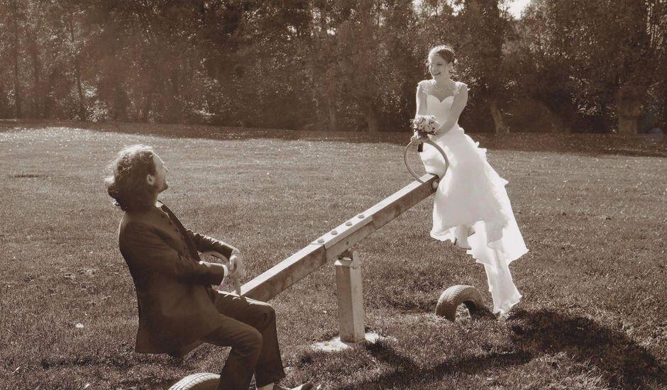 Le mariage de Thibault et Audrey à Nogent-le-Roi, Eure-et-Loir