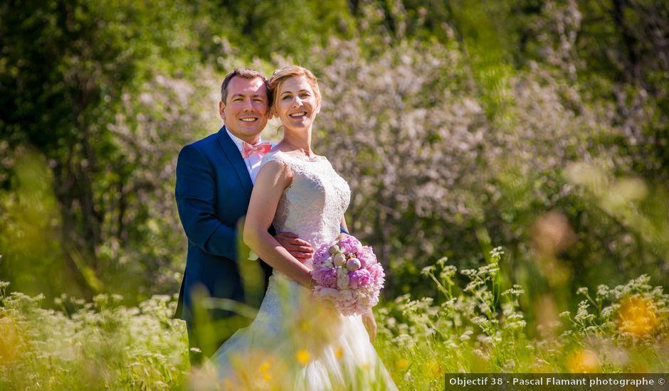 Le mariage de Cédric et Carla à Bessans, Savoie