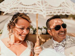 Le mariage de Cindy et Gaetan