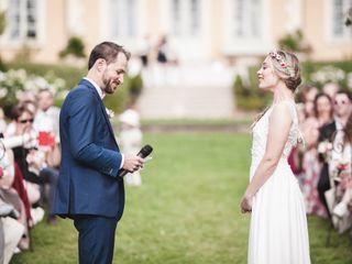 Le mariage de Sébastien et Virginie