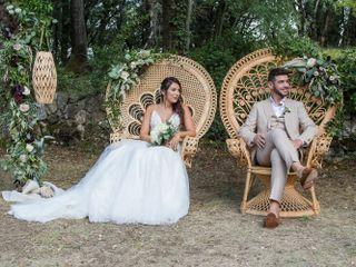 Le mariage de Manon et Diego 1
