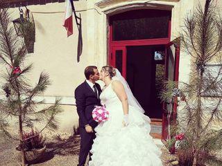 Le mariage de Elodie et Bruno
