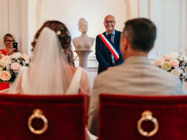 Le mariage de Gaetan et Cindy à Fréjus, Var 29