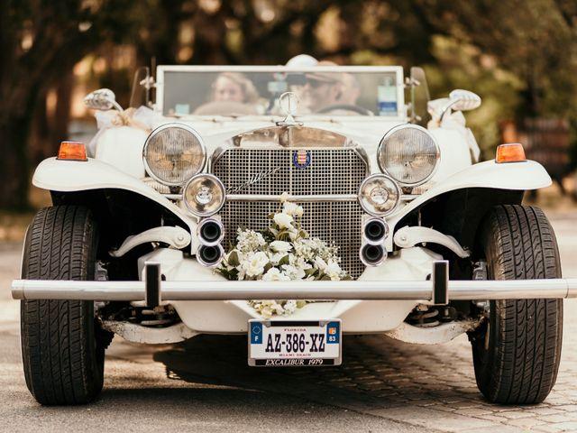 Le mariage de Gaetan et Cindy à Fréjus, Var 41