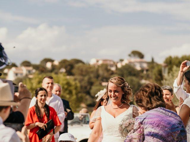 Le mariage de Gaetan et Cindy à Fréjus, Var 52