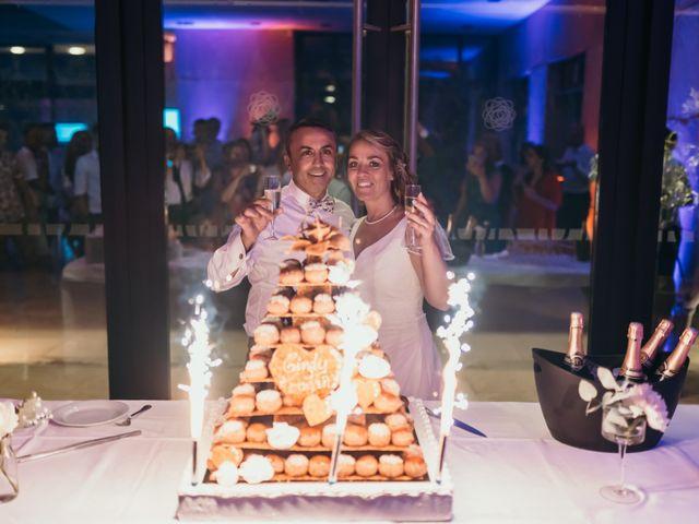 Le mariage de Gaetan et Cindy à Fréjus, Var 100