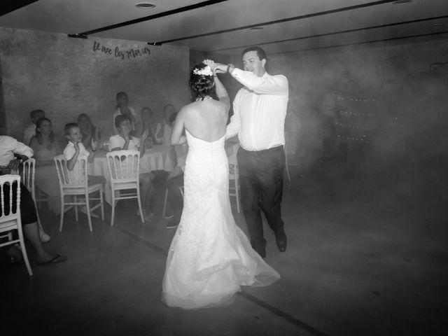 Le mariage de Vincent et Marlène à LE GOND PONTOUVRE , Charente 105