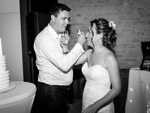 Le mariage de Vincent et Marlène à LE GOND PONTOUVRE , Charente 115