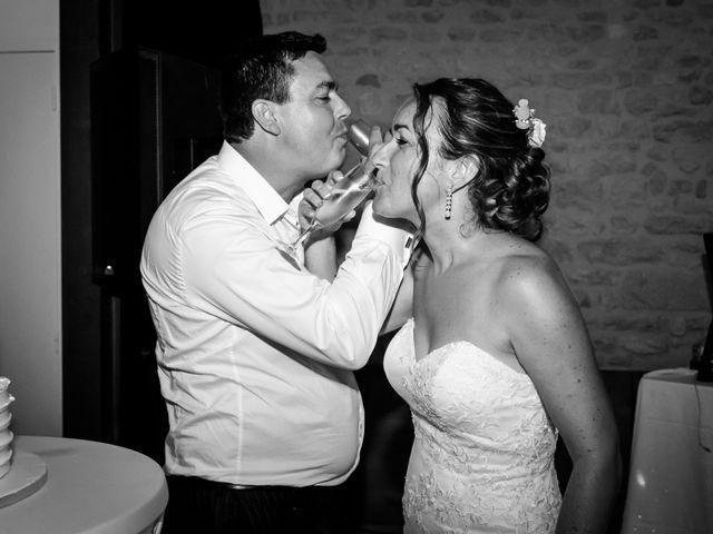 Le mariage de Vincent et Marlène à LE GOND PONTOUVRE , Charente 117