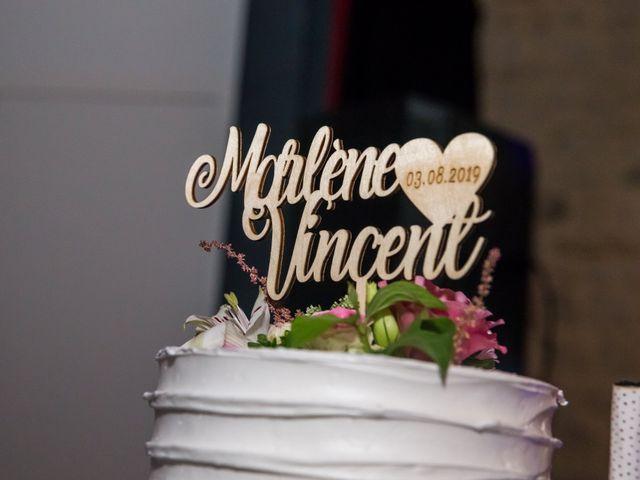 Le mariage de Vincent et Marlène à LE GOND PONTOUVRE , Charente 118