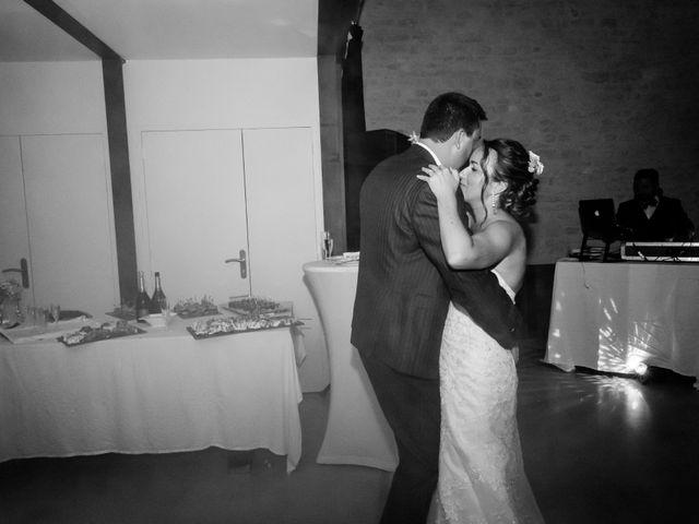 Le mariage de Vincent et Marlène à LE GOND PONTOUVRE , Charente 124