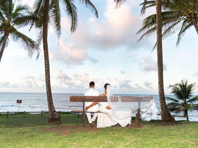 Le mariage de Yohann et Anais à Sainte-Marie, Martinique 2