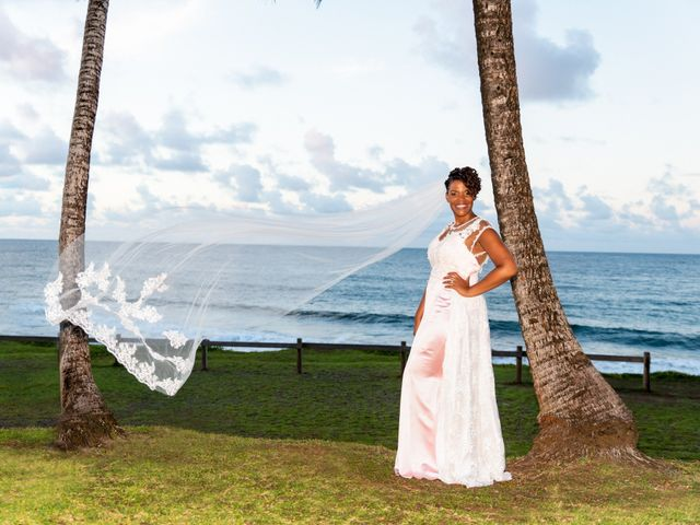 Le mariage de Yohann et Anais à Sainte-Marie, Martinique 5