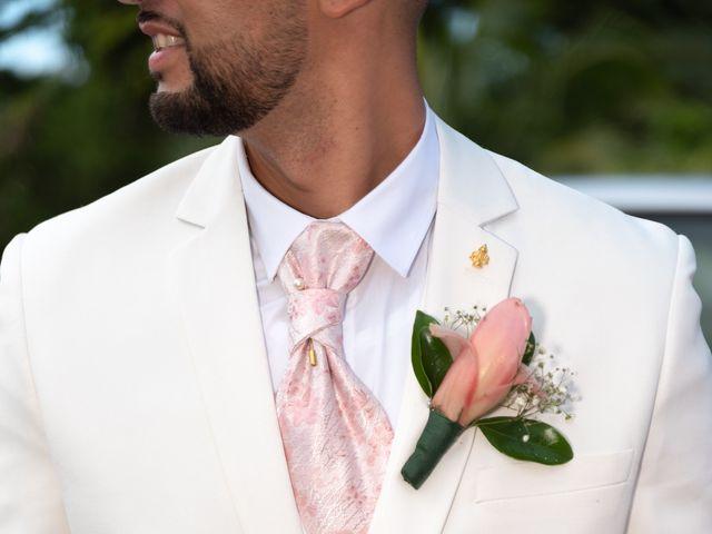 Le mariage de Yohann et Anais à Sainte-Marie, Martinique 9