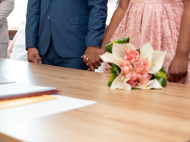 Le mariage de Yohann et Anais à Sainte-Marie, Martinique 16