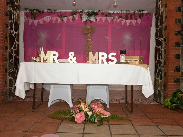 Le mariage de Yohann et Anais à Sainte-Marie, Martinique 19