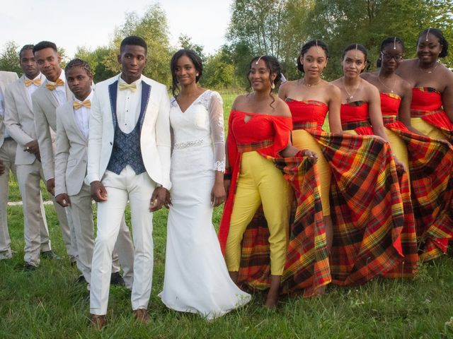 Le mariage de Jeremie et Melissa à Cachan, Val-de-Marne 12