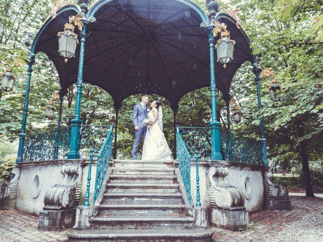Le mariage de Ludivine et Stéphane
