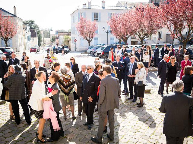 Le mariage de Grégoire et Marie à Rambouillet, Yvelines 27