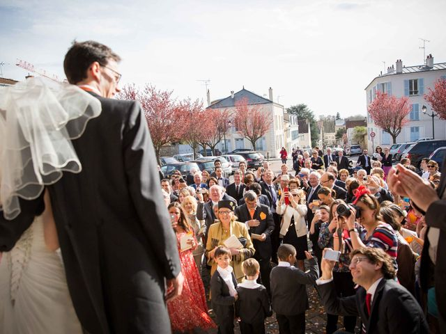 Le mariage de Grégoire et Marie à Rambouillet, Yvelines 42