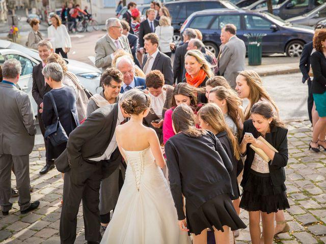 Le mariage de Grégoire et Marie à Rambouillet, Yvelines 45