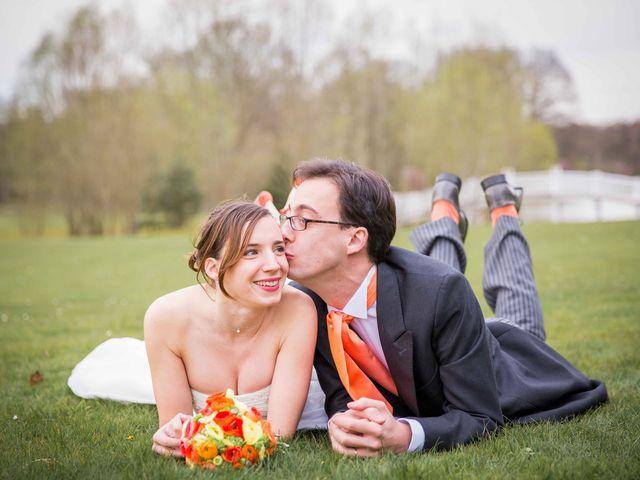 Le mariage de Grégoire et Marie à Rambouillet, Yvelines 50