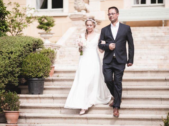 Le mariage de Virginie et Sébastien à Meyzieu, Rhône 4