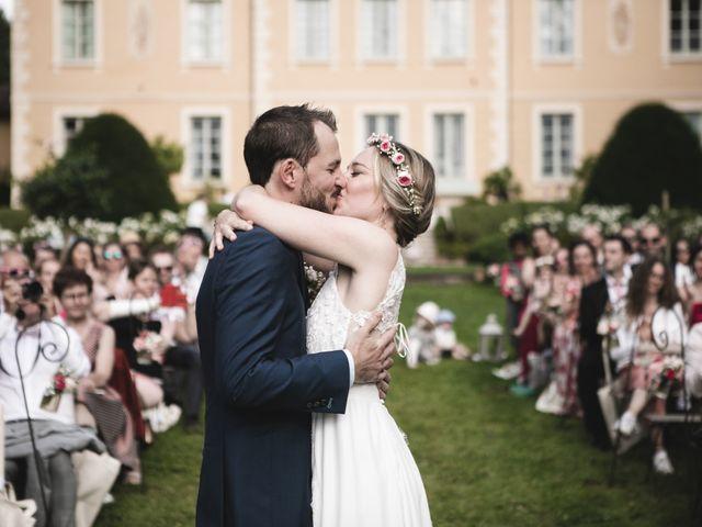 Le mariage de Virginie et Sébastien à Meyzieu, Rhône 12