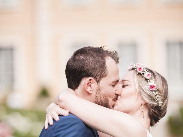 Le mariage de Virginie et Sébastien à Meyzieu, Rhône 13