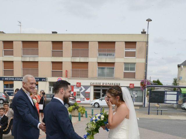 Le mariage de Jérémy et Morgane à Le Mesnil-Esnard, Seine-Maritime 34