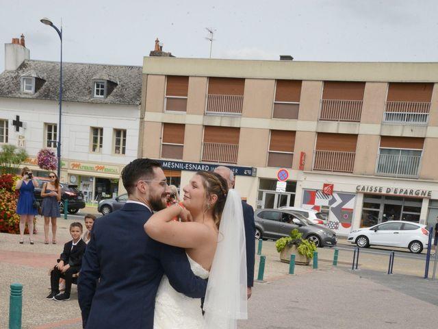 Le mariage de Jérémy et Morgane à Le Mesnil-Esnard, Seine-Maritime 35