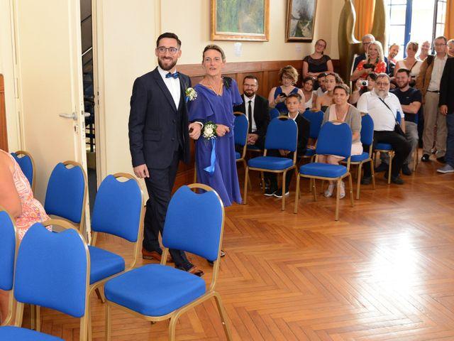 Le mariage de Jérémy et Morgane à Le Mesnil-Esnard, Seine-Maritime 37