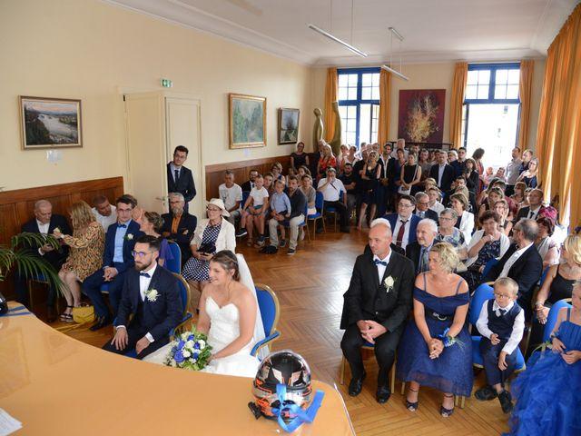 Le mariage de Jérémy et Morgane à Le Mesnil-Esnard, Seine-Maritime 40