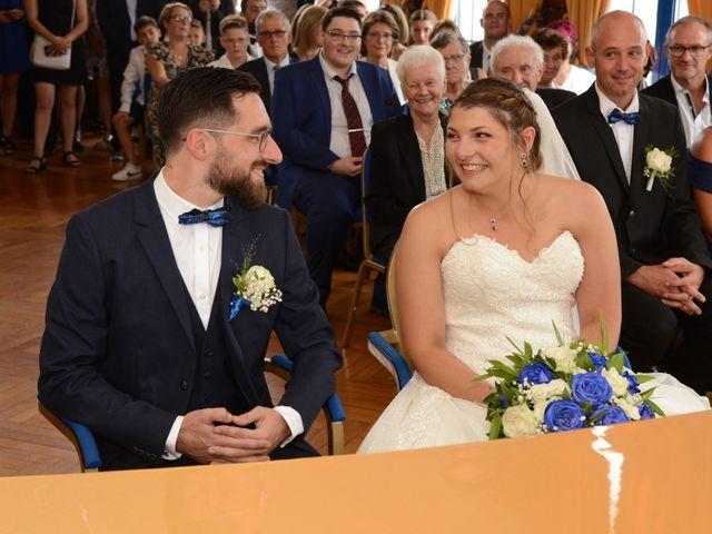 Le mariage de Jérémy et Morgane à Le Mesnil-Esnard, Seine-Maritime 42