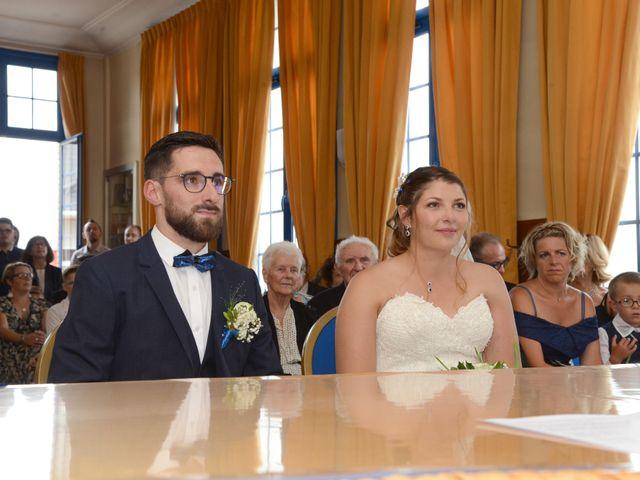 Le mariage de Jérémy et Morgane à Le Mesnil-Esnard, Seine-Maritime 44